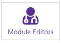 Module Editors